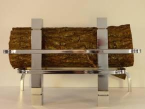 ART-DECO chrome 55 cm